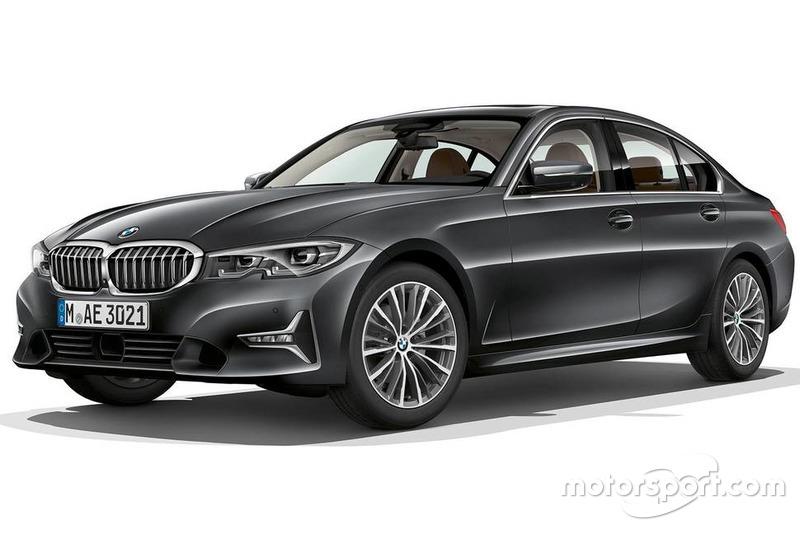 BMW 3er luxury line 2019 року