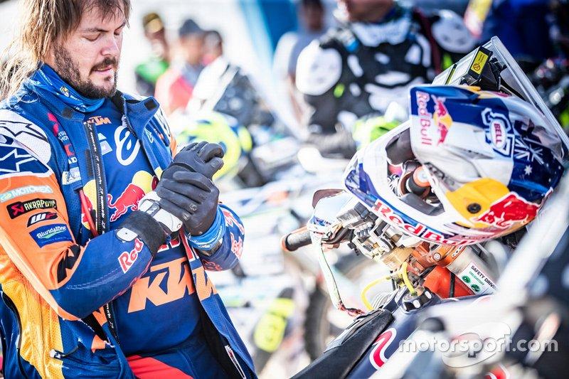 Тоби Прайс, KTM Factory Racing Team, KTM 450 (№3)