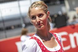 Azafata austriaca