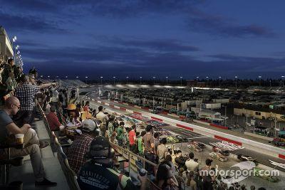 Darlington Raceway announcement