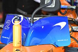McLaren MCL33 ve monitör