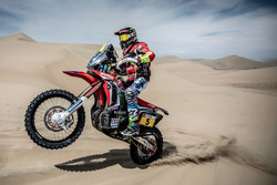#5 Monster Energy Honda Team Honda: Хоан Барреда Борт