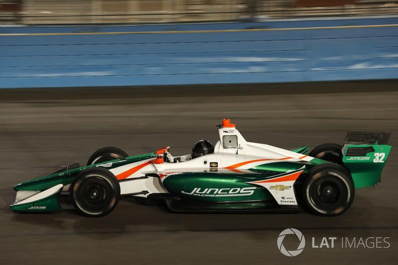 #32: Kyle Kaiser / René Binder, Juncos Racing, Chevrolet