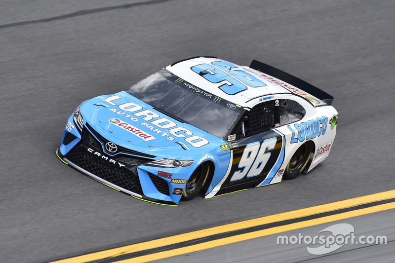 D.J. Kennington, Gaunt Brothers Racing, LORDCO/Castrol Ford Fusion