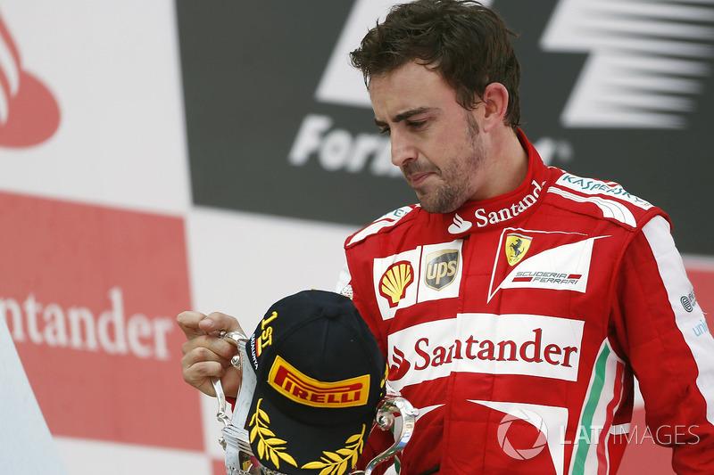 Fernando Alonso: 1758 - Última vitória: GP da Espanha da 2013