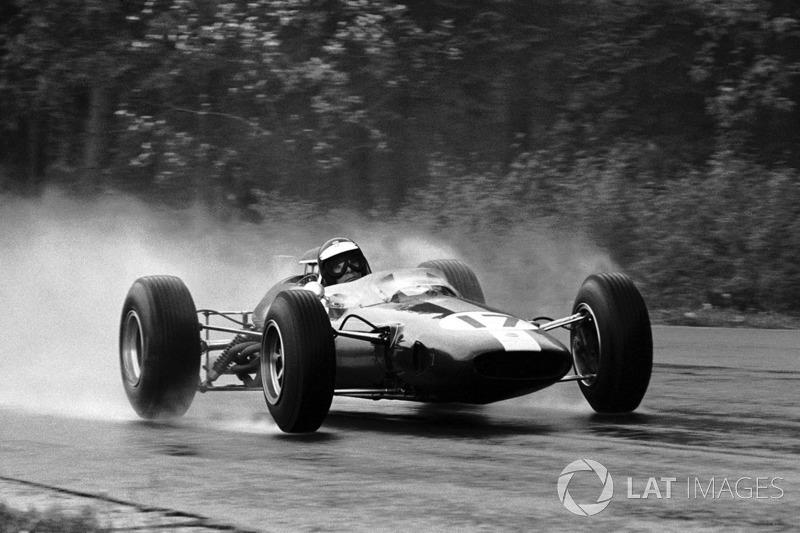 Grand Prix de Belgique 1965 : Jim Clark, Lotus 33