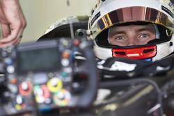Sergey Sirotkin, piloto de pruebas Sauber