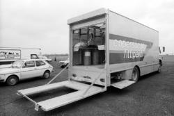 El transportador de Copersucar Fittipaldi