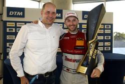 René Rast, Audi Sport Team Rosberg, Audi RS 5 DTM with Dennis Rostek