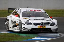 Paul Di Resta, AMG Mercedes, AMG Mercedes C-Klasse