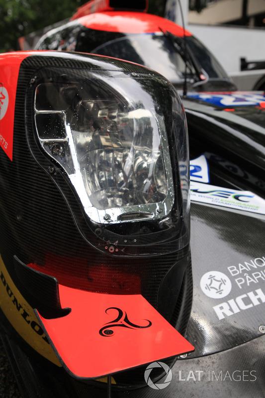 TDS Racing detail