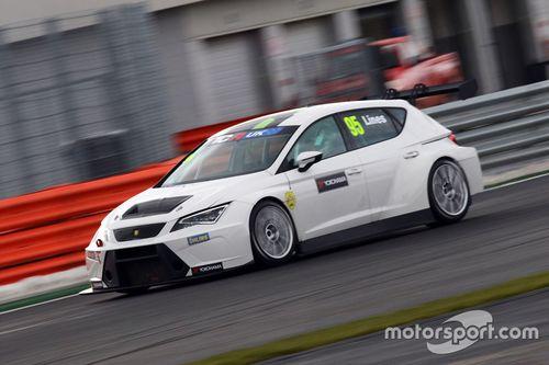 TCR UK: test di marzo a Silverstone