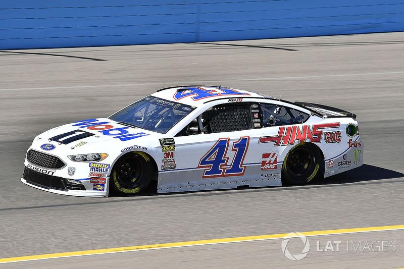 23. Kurt Busch, No. 41 Stewart-Haas Racing Ford Fusion