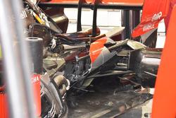 Ferrari SF71H detalle del motor