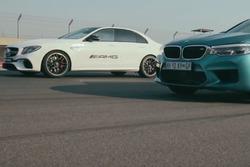 Duel Mercedes/BMW