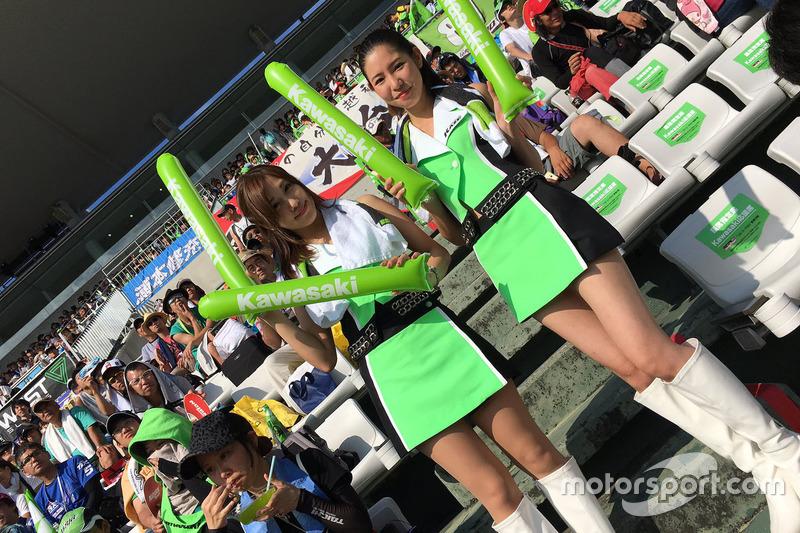 Kawasaki-Fans