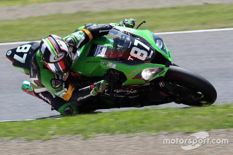 #87 Team Green