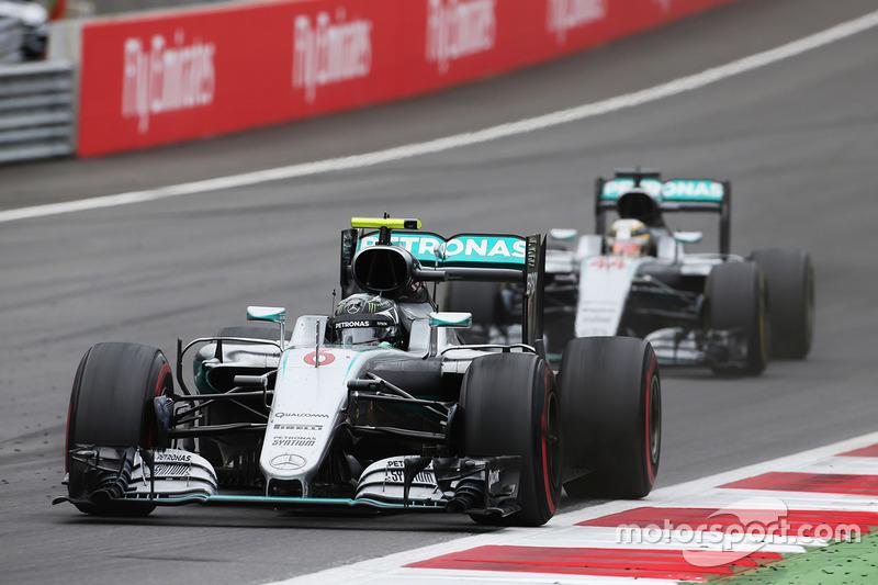 Nico Rosberg - GP da Áustria de 2016