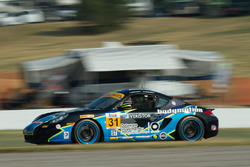 #31 Bodymotion Racing Porsche Cayman: Devin Jones, Jason Rabe