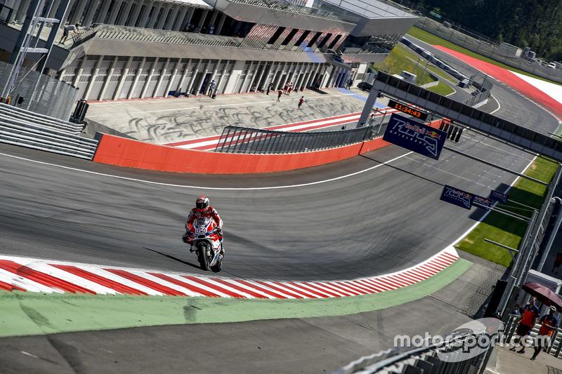 Андреа Довициозо, Ducati