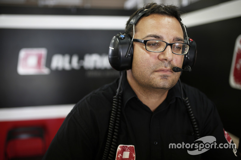 Dominik Greiner, takım patronu All-Inkl Motorsport