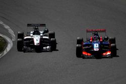 Harrison Scott, Hitech GP Dallara F315 - Mercedes; Colton Herta, Carlin Dallara – F315 Volkswagen