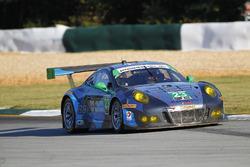 #23 Team Seattle/Alex Job Racing Porsche GT3 R: Mario Farnbacher, Alex Riberas, Ian James
