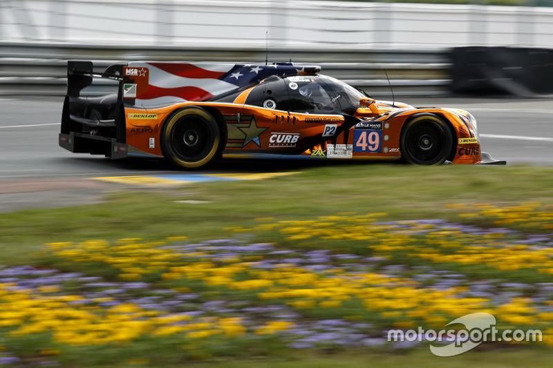 14th: #49 Michael Shank Racing Ligier JS P2 Honda: John Pew, Oswaldo Negri, Laurens Vanthoor