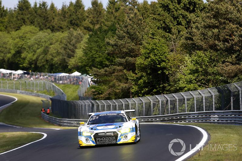 3. #5 Phoenix Racing, Audi R8 LMS