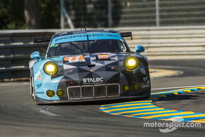 6. LMGTE-Am: #77 Dempsey Proton Competition, Porsche 911 RSR