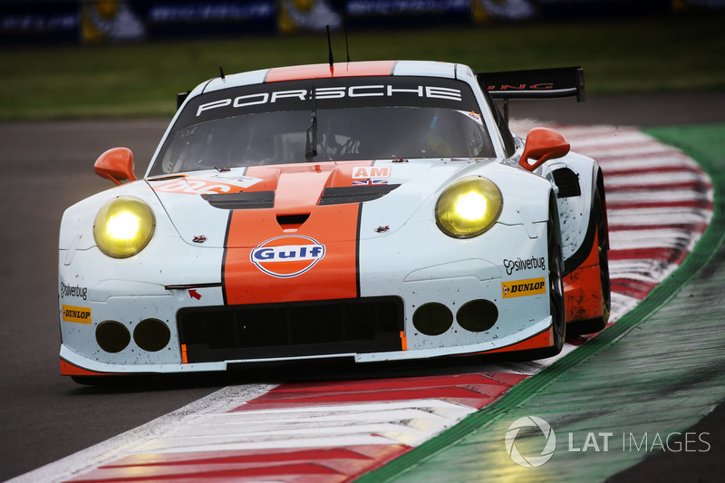 3. GTE-Am: #86 Gulf Racing, Porsche 911 RSR
