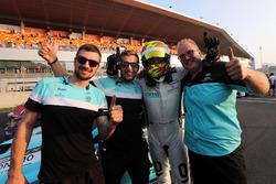 Race winner Rob Huff, Leopard Racing Team WRT, Volkswagen Golf GTi TCR