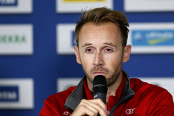 Conferenza stampa: René Rast, Audi Sport Team Rosberg, Audi RS 5 DTM