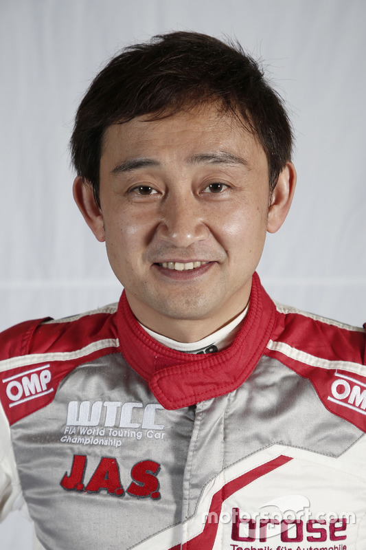 Ryo Michigami, Honda Racing Team JAS, Honda Civic WTCC