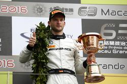Podium: third place Renger van der Zande, Mercedes-AMG Driving Academy Mercedes-AMG GT3