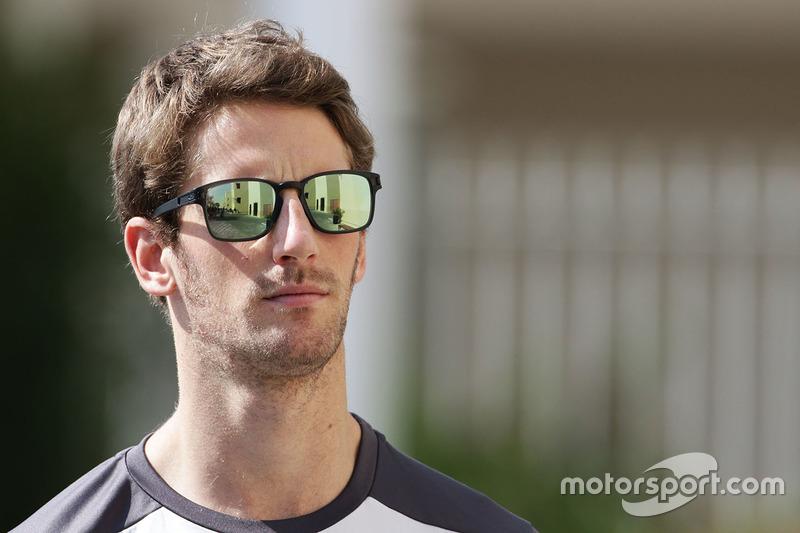 2016 - Romain Grosjean, Haas F1
