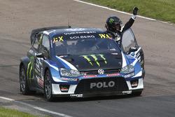 Petter Solberg, PSRX Volkswagen Schweden, VW Polo Gti