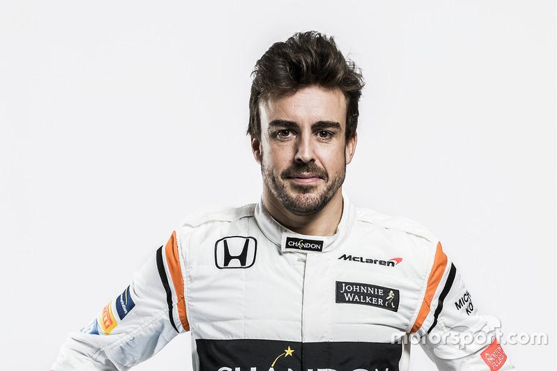 #14 Fernando Alonso, McLaren (se desconoce la duración del contrato)