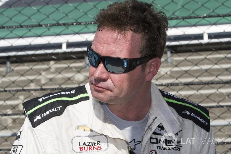 #50 Buddy Lazier, Lazier Racing Partners / Chevrolet
