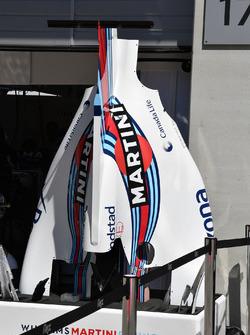 Кузов Williams FW40
