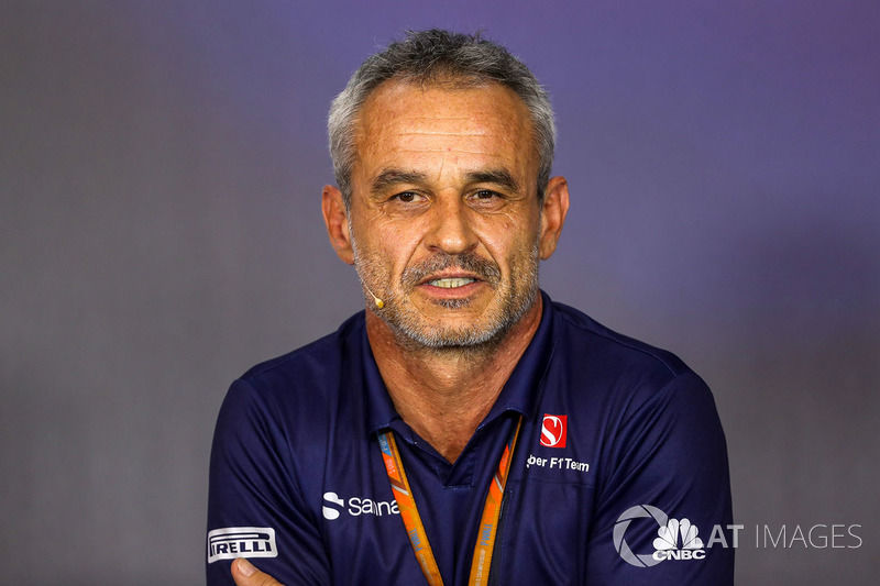 Біт Цендер, менеджер Sauber F1 Team