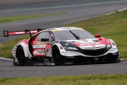 #16 MOTUL MUGEN NSX-GT(ジェンソン・バトン/Jenson Button)
