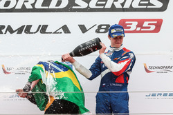 3. Egor Orudzhev, SMP Racing by AVF