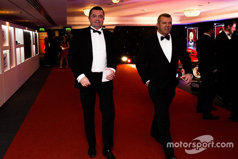 Eric Boullier, director McLaren de carreras