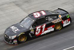 B.J. McLeod, Rick Ware Racing Chevrolet