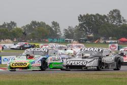 Gaston Mazzacane, Coiro Dole Racing Chevrolet, Esteban Gini, Alifraco Sport Chevrolet