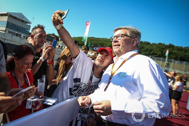 Ross Brawn, Formel-1-Motorsportchef