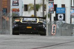 #9 K-Pax Racing McLaren 650S GT3: Alvaro Parente