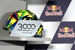Valentino Rossi, Yamaha Factory Racing helmet for 3000 MotoGP races