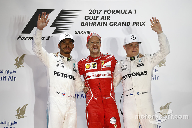 3 - GP de Bahrein 2017
